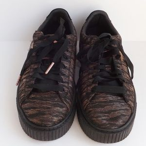 b7f81241c7092 Puma Shoes | Basket Form Velvet Rope Sneakers New With Box | Poshmark